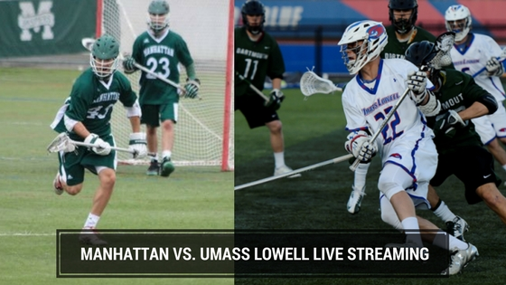 Manhattan vs. UMass Lowell LiveStreaming