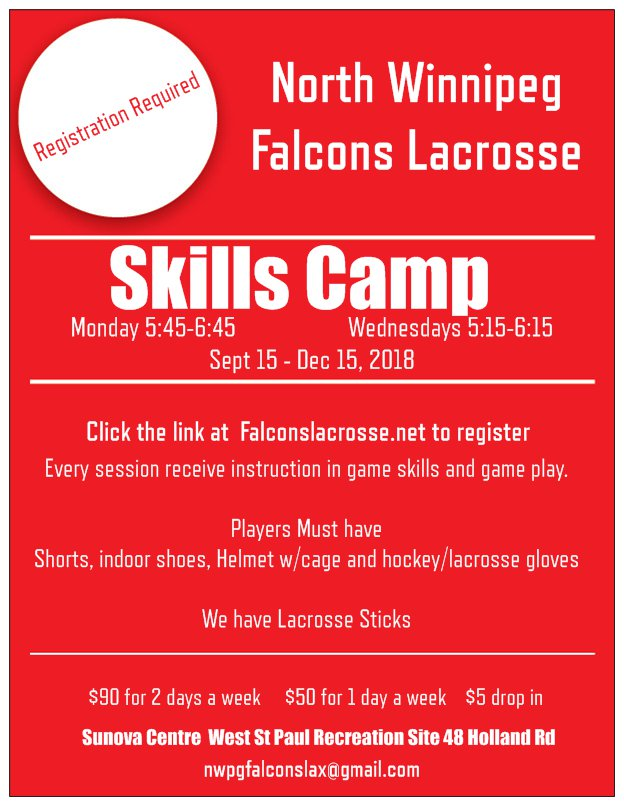 falcons fall 2018 camp